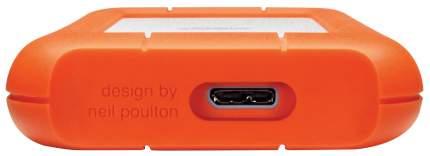 Внешний диск HDD LaCie Rugged Mini 1TB Orange (LAC301558)