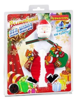 Набор для выращивания кристаллов Bondibon Волшебный Дед Мороз