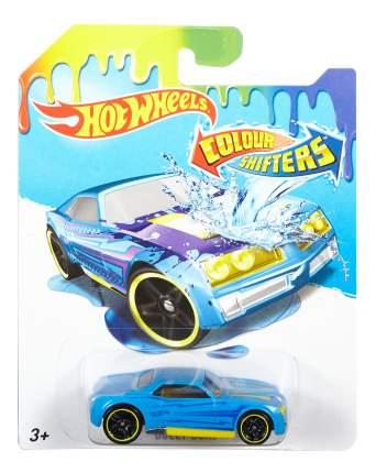 Машинка Hot Wheels изменяющая цвет BHR15 DKF95
