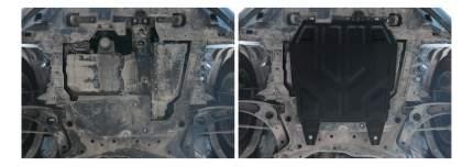 Защита двигателя Автоброня для Citroёn; Mitsubishi; Peugeot (111.04037.1)