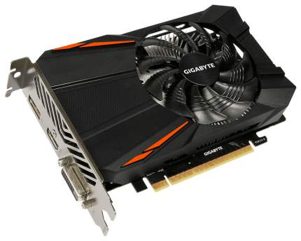 Видеокарта GIGABYTE GeForce GTX 1050 Ti (GV-N105TOC-4GL)