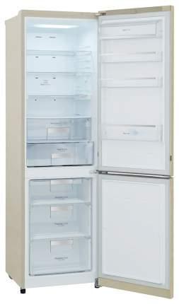 Холодильник LG GA-B489SBQZ Beige