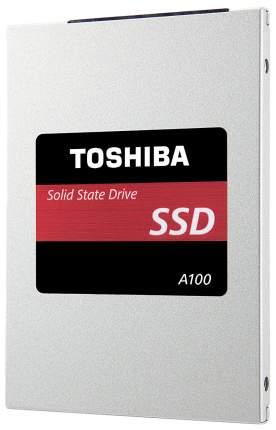 Внутренний SSD накопитель Toshiba A100 120GB (THN-S101Z1200E8)