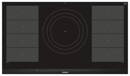 Встраиваемая варочная панель индукционная Siemens EX975LVC1E Black