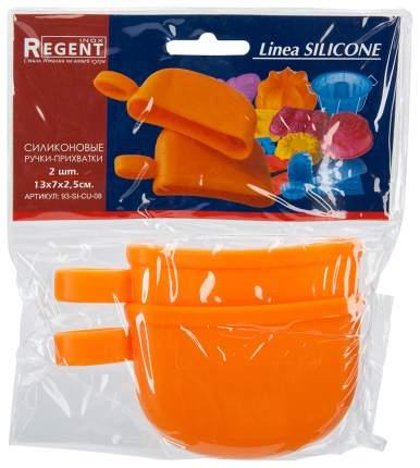 Съемные ручки прихватки 2 шт, Silicone 13х7х2,5 93-SI-CU-08