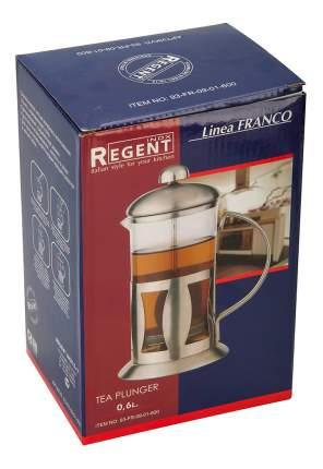 Френч-пресс REGENT inox 93-FR-09-01-600 0,6л