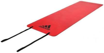 Коврик для фитнеса Adidas оранжевый 6 мм