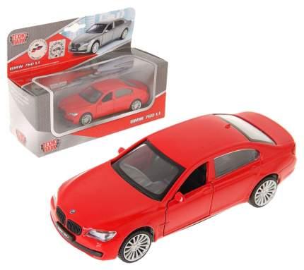 Машинка Технопарк Bmw 760 с Открывающимися Дверми 67314
