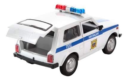 Машина спецслужбы Joy Toy ВАЗ Милиция