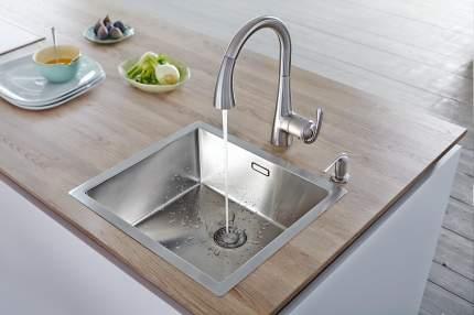 Смеситель для кухонной мойки Grohe Zedra 32294SD1 нержавеющая сталь