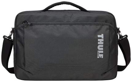 """Сумка для ноутбука 16"""" Thule Subterra Laptop Bag серая"""