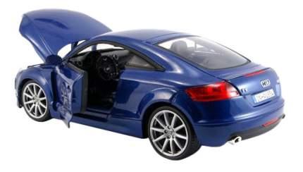 Коллекционная модель MotorMax Audi TT Coupe 1:18