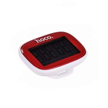Шагомер Hoco B1 Pedometer красный