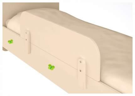 Кровать-трансформер Polini Зайки Бежевый/зеленый