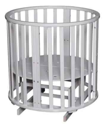 Кровать Антел Северянка-3 белый