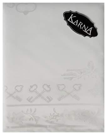 Скатерть KARNA ZUMRUT 2789/CHAR002
