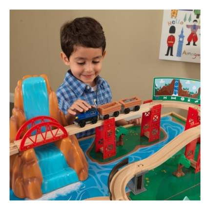 Игровой набор Kidkraft Железнодорожная станция 18001_KE