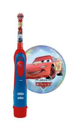 Детская зубная электрическая щетка Oral-B Stages Power Cars