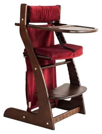 Карманы навесные на спинку стула Бельмарко Усура Бордовый