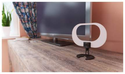 Антенна телевизионная комнатная Рэмо BAS-5119-USB
