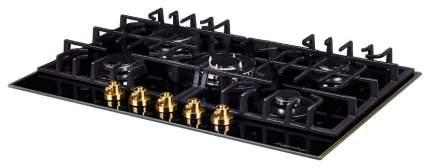 Встраиваемая варочная панель газовая KUPPERSBERG TG 799 B Black