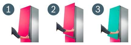 Декоративные панели Bosch KSZ1BVL00 Plum