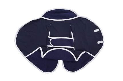 Конверт-одеяло универсальный Dolce Blanket для новорожденных, синий