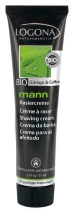 Крем для бритья Logona Mann 75 мл