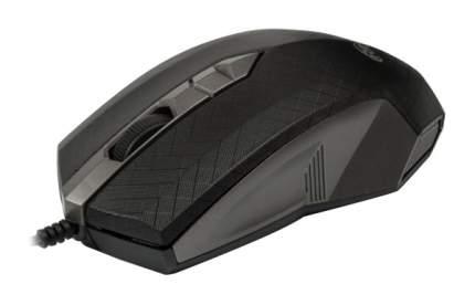 Проводная мышка Ritmix ROM-202 Grey/Black