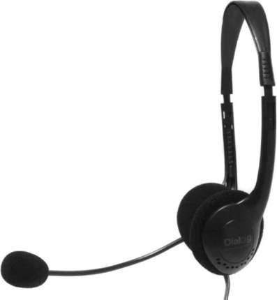 Гарнитура для компьютера Dialog М-201A Black