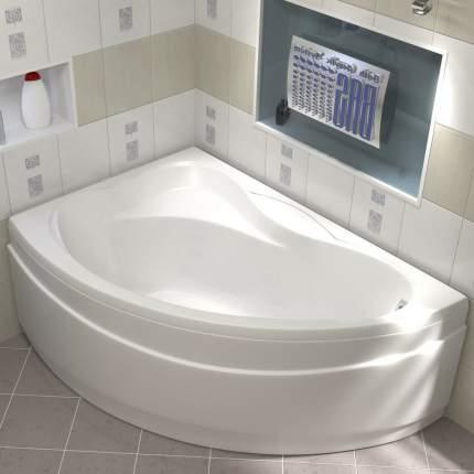 Акриловая ванна BAS Вектра 150х90 без гидромассажа левая