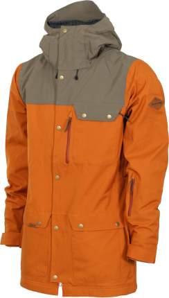 Куртка Dakine 15/15 Wyeast, russet/fennel, XL INT