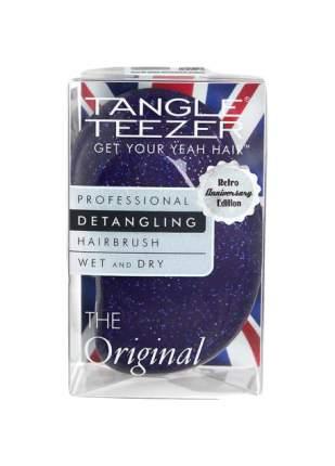 Расческа Tangle Teezer The Original Retro Purple Glitter
