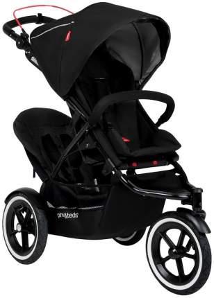 Сидение второго ребенка для коляски Phil and Teds Sport Black -черный