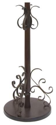 Вешалка напольная Мебелик Лючия 2601 Темно-коричневый