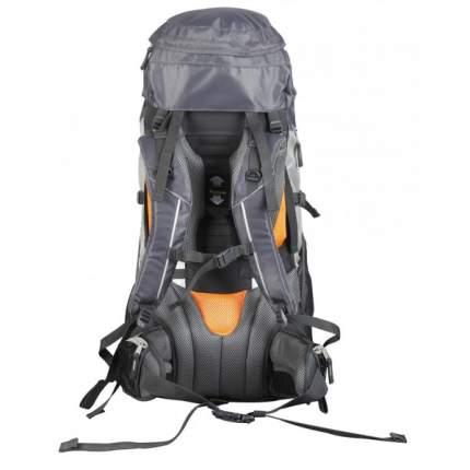 Туристический рюкзак Norfin Alpika NF 60 л зеленый/серый