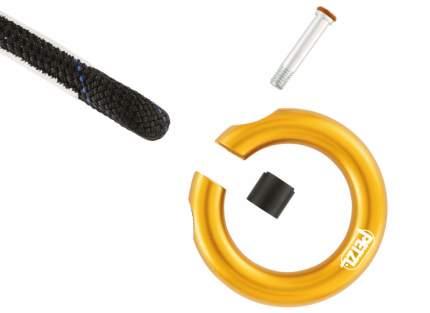 Кольцо соединительное Petzl Open Ring 11 мм