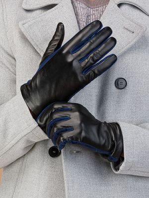 Перчатки мужские Eleganzza IS8220 черные 9.5