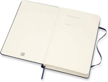 """Еженедельник датированный на 18 месяцев """"Academic"""" Large, 592 страницы, 13 х 21 см, синий"""