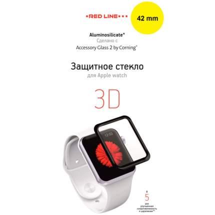Защитное стекло Red Line Corning для Apple Watch 42 mm Full screen (3D)