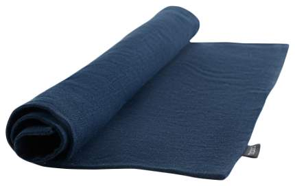 Двухсторонняя салфетка под приборы из умягченного льна темно-синего цвета Essential 35х45