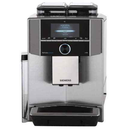 Кофемашина автоматическая Siemens EQ9 Plus connect s700 (TI9573X1RW)
