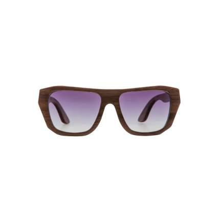 Солнцезащитные очки Lexus LMCC00040L в деревянной оправе коллекция Casual