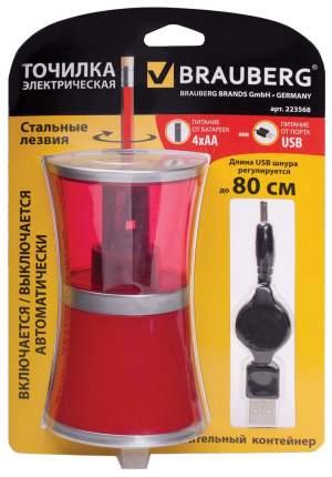 Точилка электрическая Brauberg «Office style» 223568...