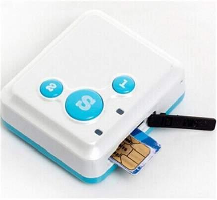 GPS трекер RF-V16, голубой, 3705.1