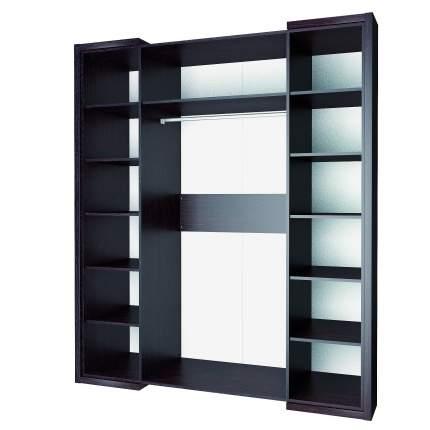 Платяной шкаф Мебель-Неман Барселона NEM_barcelona_mh_115_04 199x61x220, дуб ниагара