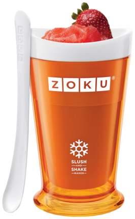 Форма для холодных десертов Zoku Slush & Shake Maker Оранжевый