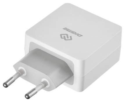 Сетевое зарядное устройство Digma USB Type-C 3A White
