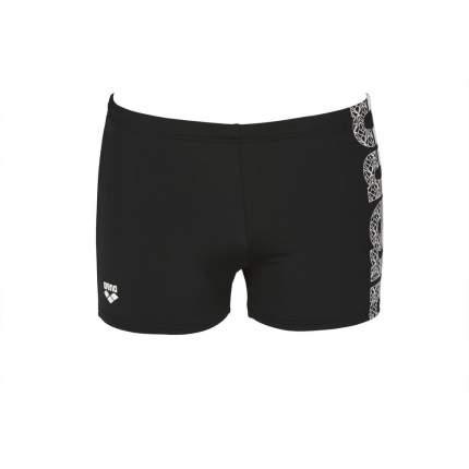 Шорты для плавания мужские Arena Equilibrium Short, black/white, 105 FR