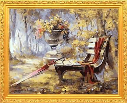 """Картина по номерам Paintboy """"Время листопада"""", 40x50 см"""